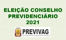 EDITAL DE CONVOCAÇÃO – ELEIÇÃO CONSELHO PREVIDENCIÁRIO